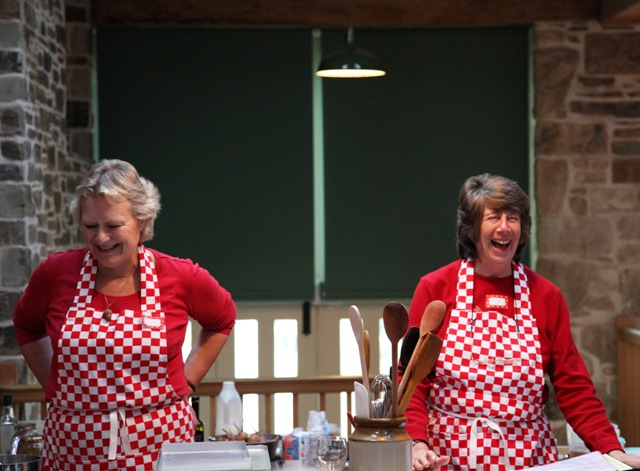 Sod hug a hoodie, embrace a jam jar: preserving with River Cottage's Pam Corbin and Liz Neville