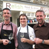 Food & drink dream team hit the mark at Relish pop-up dinner, Wadebridge