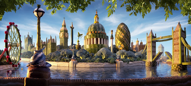 London Skyline By Carl Warner