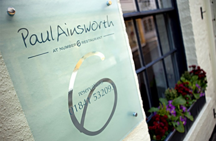 Paul Ainsworth at No. 6 Padstow finally gets his Michelin star