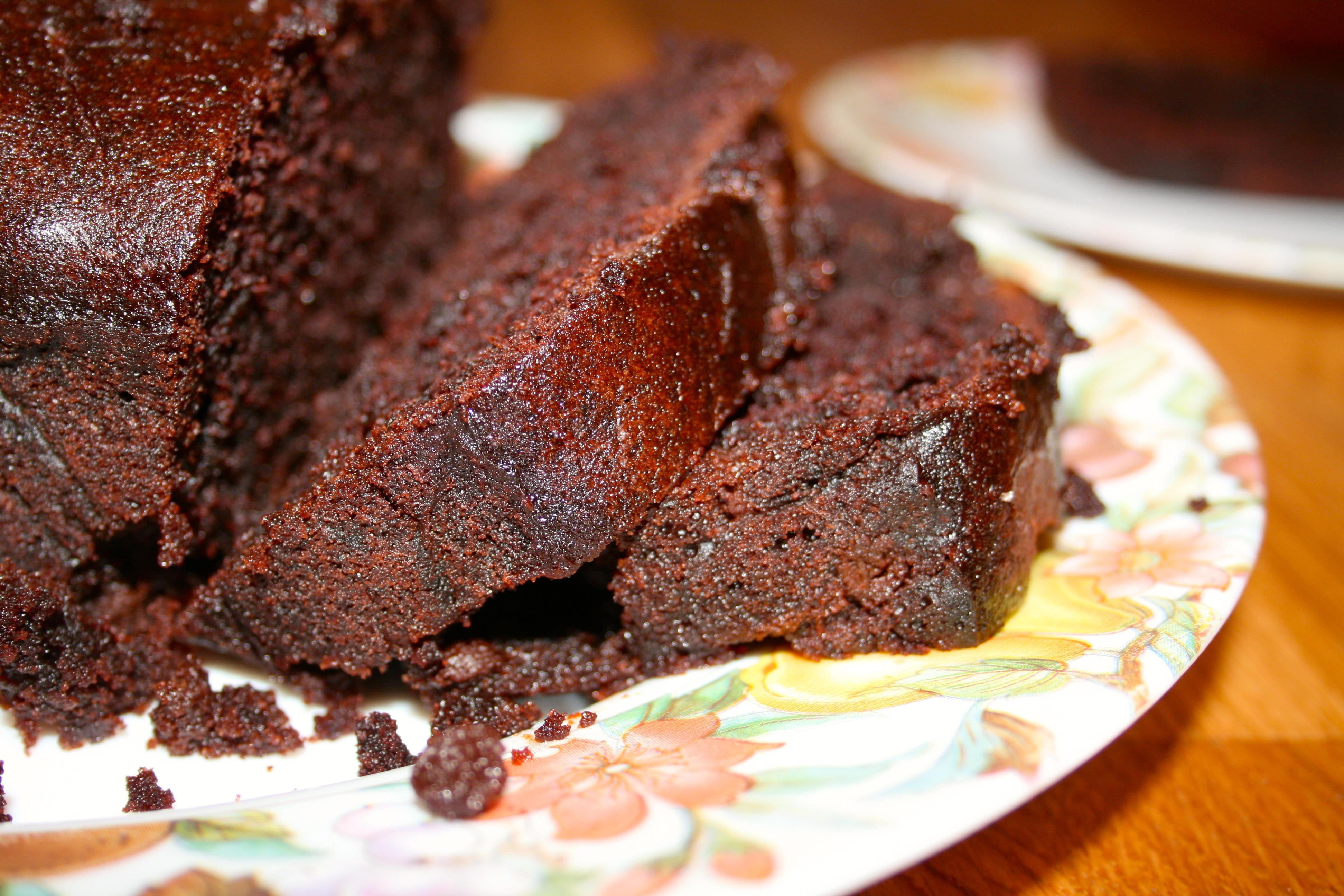 Hugh Fearnley Whittingstall Flourless Chocolate Cake