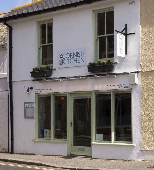 Ben's Cornish Kitchen, Marazion